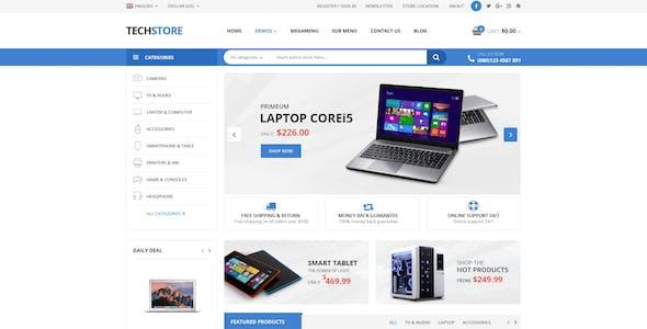 TechOne - Electronics Multipurpose WooCommerce Theme ( RTL Supported )