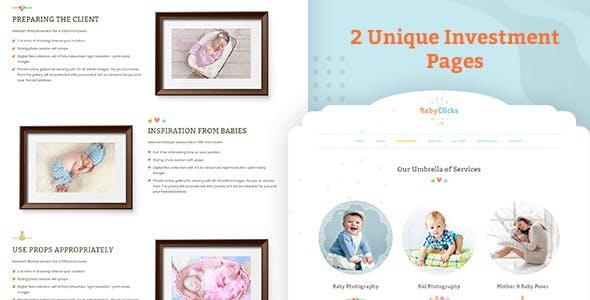 Baby Photographer Portfolio