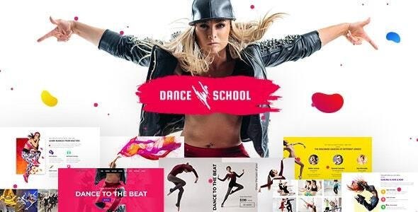 Dance Studio - Music, Art School - Art Creative