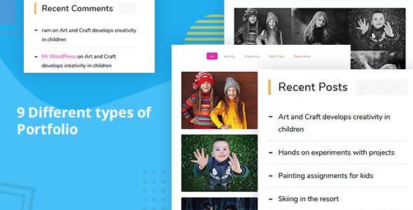 Krish | Kids, Child Care
