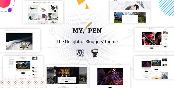 MyPen - Author, Blog Writer - Personal Blog / Magazine