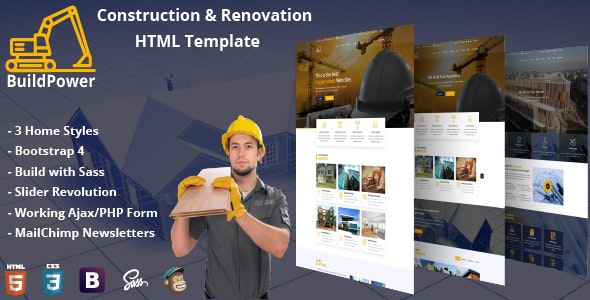 Construction - Business Corporate