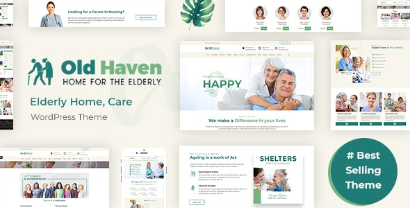 Old Haven | Elderly Home, Senior Care - Miscellaneous eCommerce