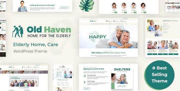 Old Haven | Elderly Home, Senior Care