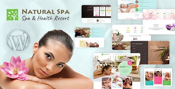 Nature Spa - Massage Booking - Health & Beauty Retail