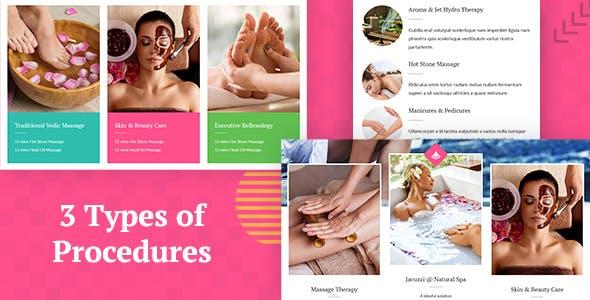 Nature Spa - Massage Booking