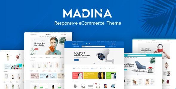 Madina - Responsive OpenCart Theme - Technology OpenCart