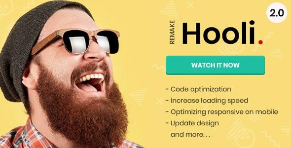 Hooli - Clean, Responsive Shopify Theme - Fashion Shopify