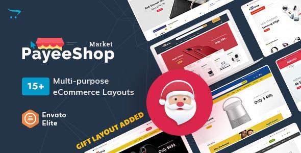 Payee Shop - OpenCart Multi-Purpose Responsive Theme