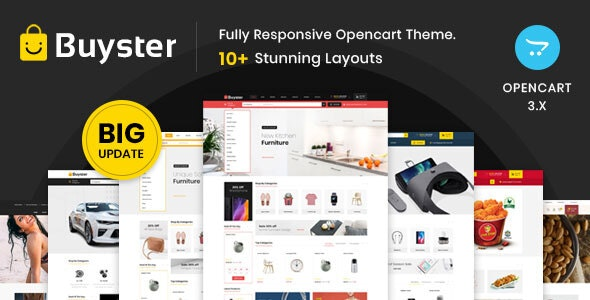 Buyster Multipurpose - Responsive Opencart 3.0 Theme - Miscellaneous OpenCart
