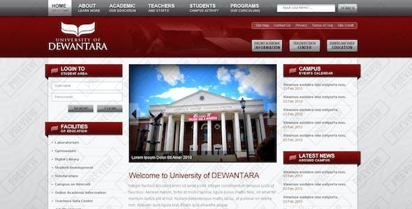 Dewantara University