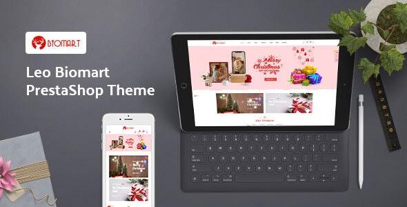 Leo Biomart Gifts Prestashop Theme For Christmas - Shopping PrestaShop