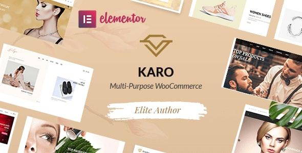 Karo   Multi-Purpose WooCommerce WordPress Theme - WooCommerce eCommerce