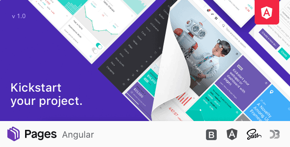 Pages - Angular Admin Dashboard - Admin Templates Site Templates