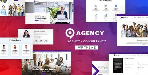 Agency Theme - Business Corporate