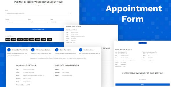 Insurance Quote Website Templates From Themeforest
