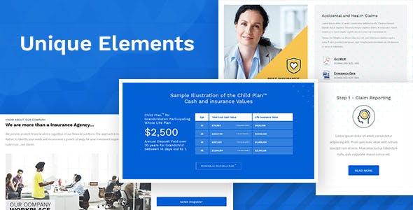Insurance WordPress