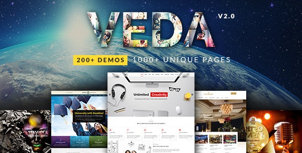 VEDA MultiPurpose WordPress - Miscellaneous WordPress