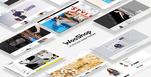 Woocommerce Store Theme - Shopping Retail