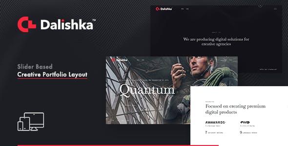 Dalishka   Creative Digital Agensy