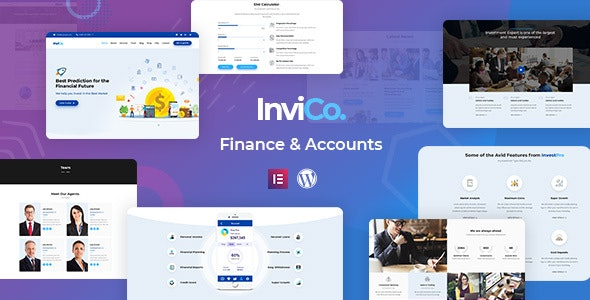 Invico - Consulting Theme - Business Corporate