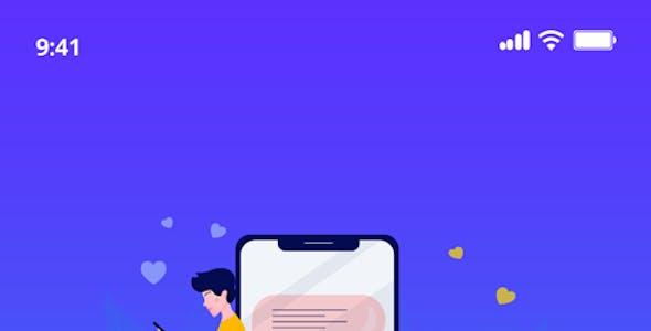Jholam - Chat App UI KIT