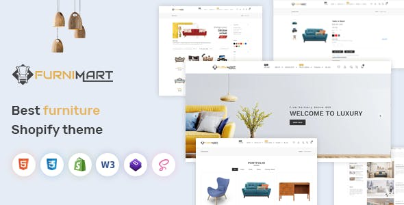 Furniture Shopify Theme - Furnimart