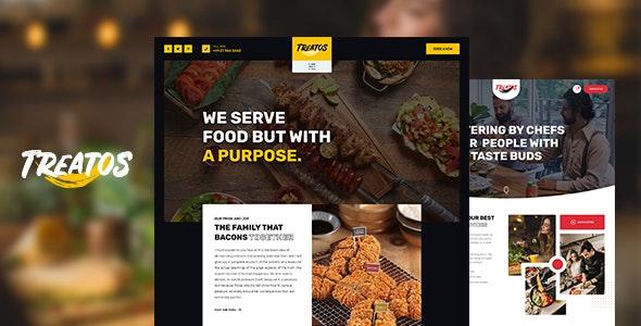 Treatos - Restaurant & Cafe - Restaurants & Cafes Entertainment