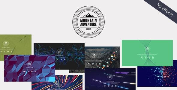 Mountain - Exclusive Coming Soon WordPress Theme - Business Corporate
