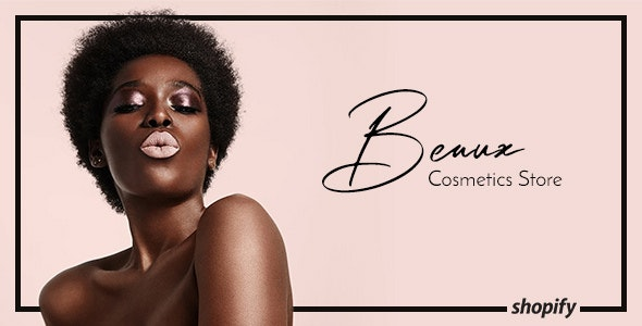 Beaux - Cosmetic Store Shopify Theme - Entertainment Shopify
