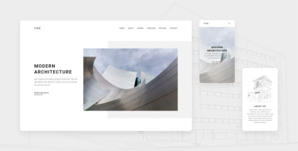 Download TOR - Architecture Agency Muse Template
