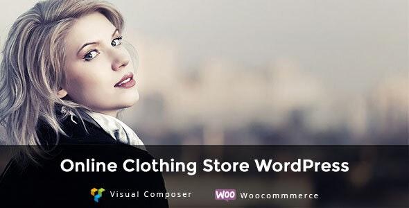 AhaShop - Clothing & Fashion WordPress Theme - WooCommerce eCommerce