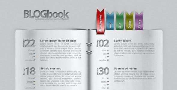 Blog as a book!