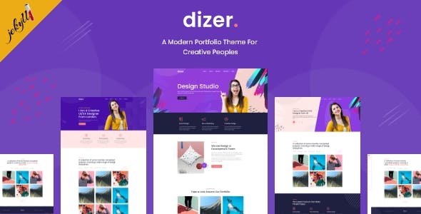 Download Dizer Jekyll Theme