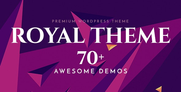 Royal - Multi-Purpose WordPress Theme - WooCommerce eCommerce