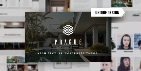 Prague | Architecture - Portfolio Creative