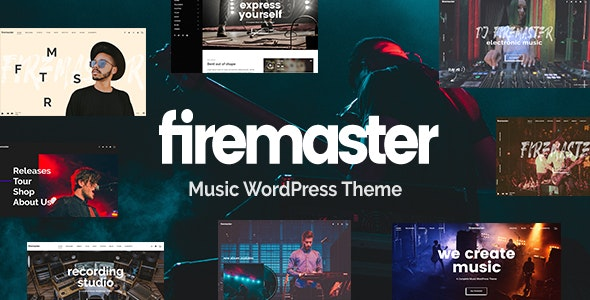 Firemaster Theme Preview