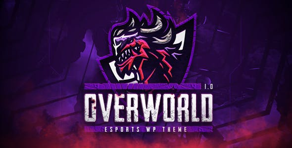 Download Overworld - eSports and Gaming Theme