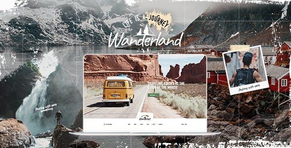 Download Wanderland - Travel Blog