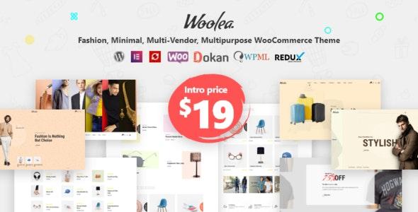 Woolea   Minimal WooCommerce Theme - WooCommerce eCommerce