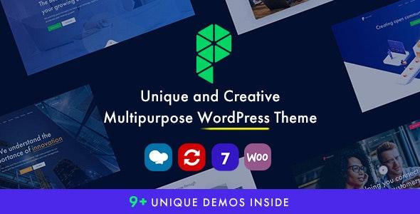 Prelude - Creative Multipurpose WordPress Theme - Corporate WordPress