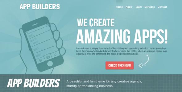 App Builders - Business Corporate