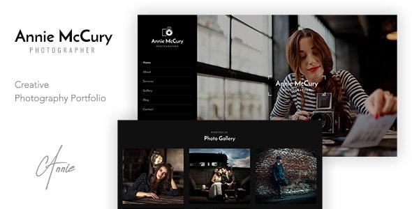 Annie - Creative Photography Portfolio - Photography Creative