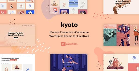 Kyoto Theme Preview