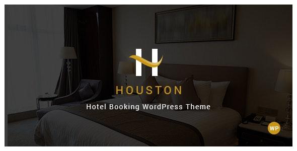 Houston - WordPress Hotel Booking Theme - Travel Retail