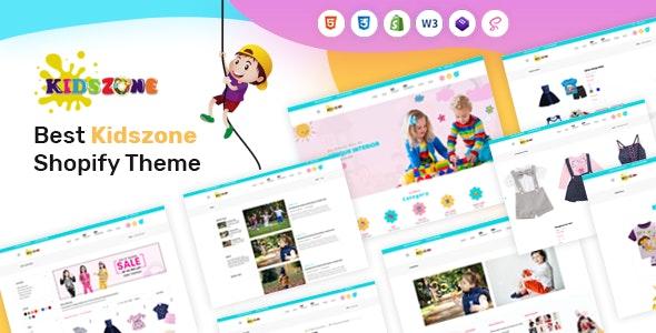 Kids zone - Baby Fashion & Toys Store Shopify Theme - Shopping Shopify
