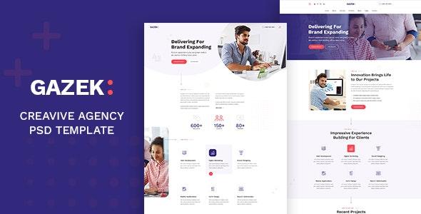 Gazek - Agency PSD - Business Corporate