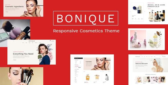 Bonique - Beauty & Cosmetic Prestashop Theme - Health & Beauty PrestaShop