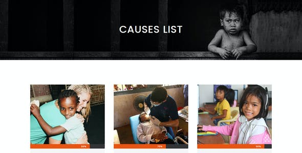 Uplift - Charity Template Kit