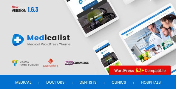 Dictate - Business, Fashion, Medical, Spa WP Theme - 14